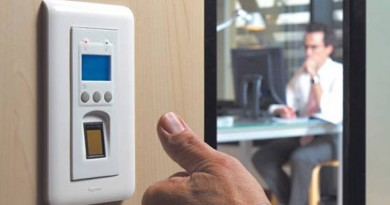 finger-print-access-control-system