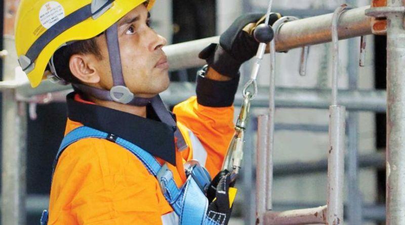 Praca na wysokościach – sprawdź z czym możesz mieć doczynienia