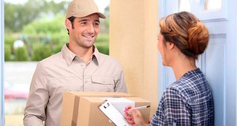 Door-To-Door-Courier