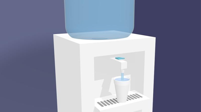 Dystrybutor wody w biurze – jedna rzecz, a ile korzyści!