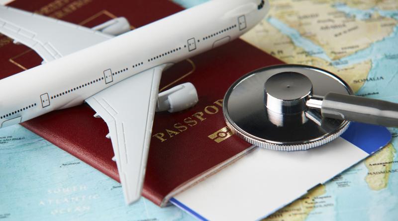 Medical travel concept