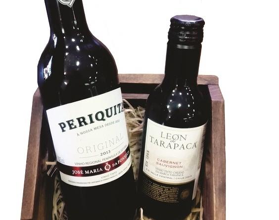 Pomysł na prezent biznesowy: kosze upominkowe z winem